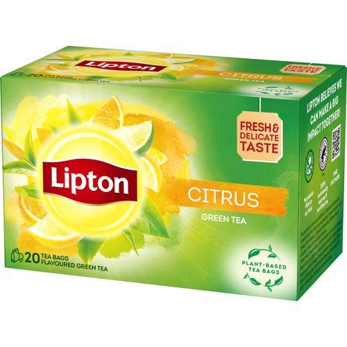 lipton te innehåll