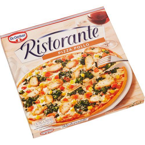 vegetarisk pizza kcal