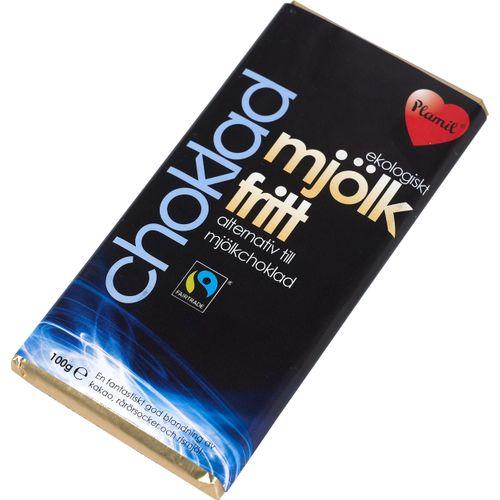 mjölkfri choklad