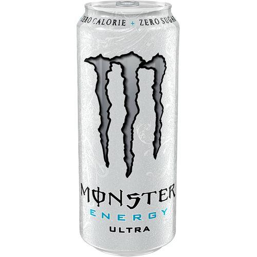 hur mycket koffein i monster