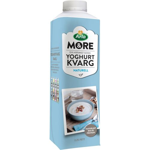 naturell yoghurt kalorier