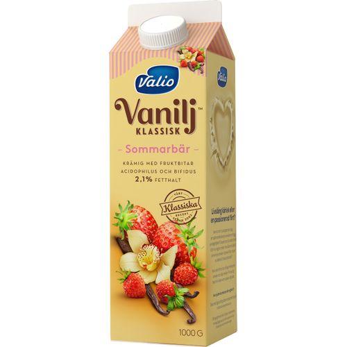 valio yoghurt kcal
