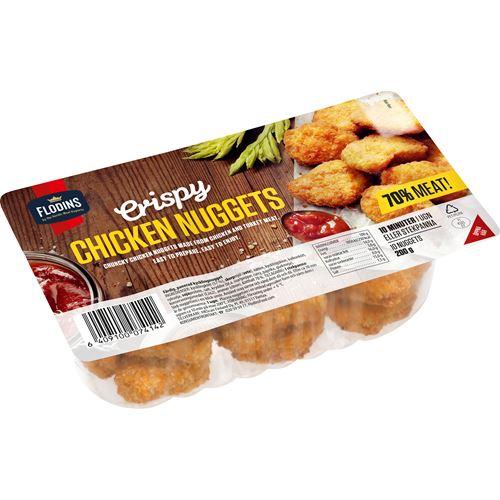 Chicken Nuggets 200g Flodins Hos MatHem
