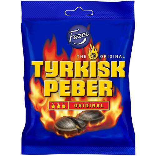 turkisk peppar innehåll