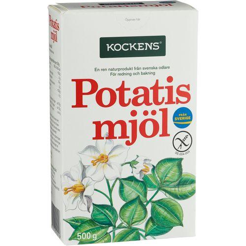 istället för potatismjöl