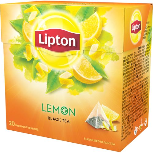 lipton citron te