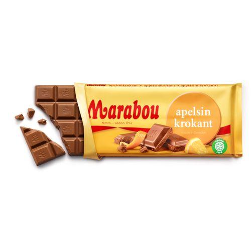 marabou mjölkchoklad näringsinnehåll