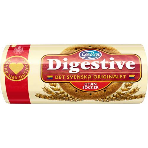 är digestivekex nyttiga