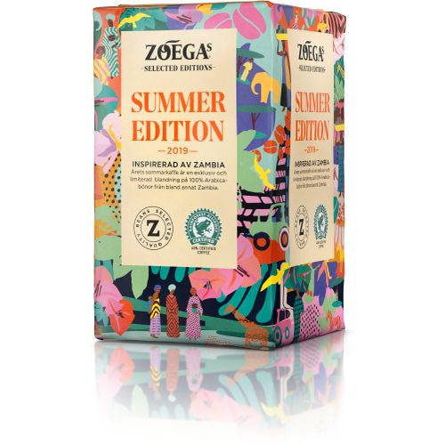 ZOÉGAS Selected Editions Summer Bryggkaffe 450g