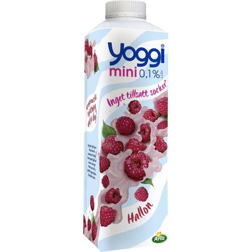 smaksatt yoghurt utan socker
