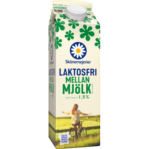 varför håller laktosfri mjölk längre