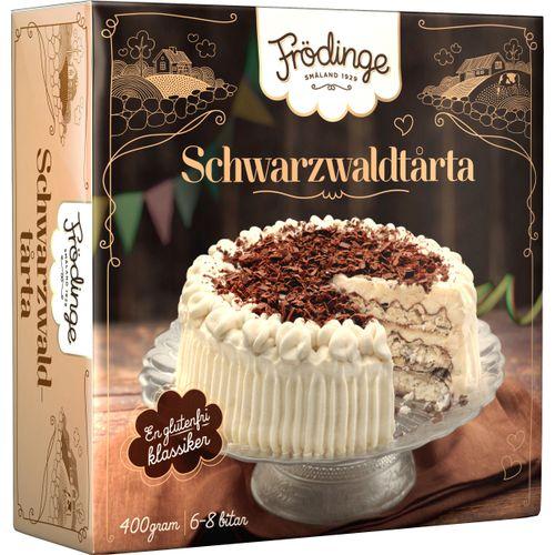 enkel schwarzwaldtårta recept
