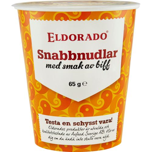 Eldorado nudlar kcal