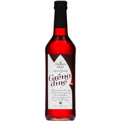 Tidssvarende Handla Grenadine Drinkmix, 50 cl från Saturnus online på MatHem WC-67