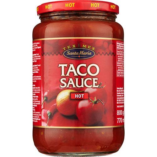 tacosås