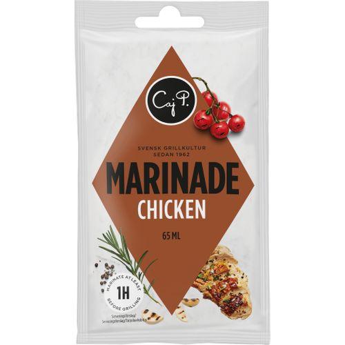 Marinerad currykyckling