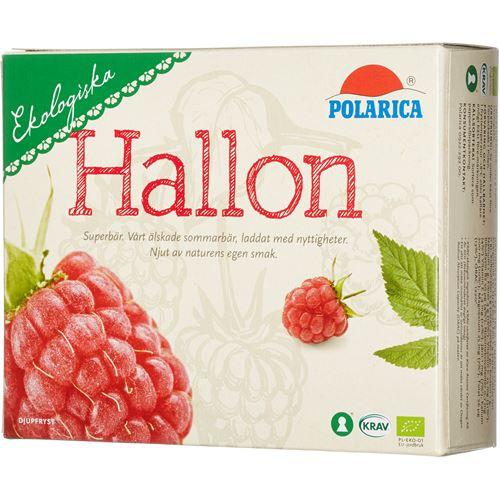 svenska hallon ica