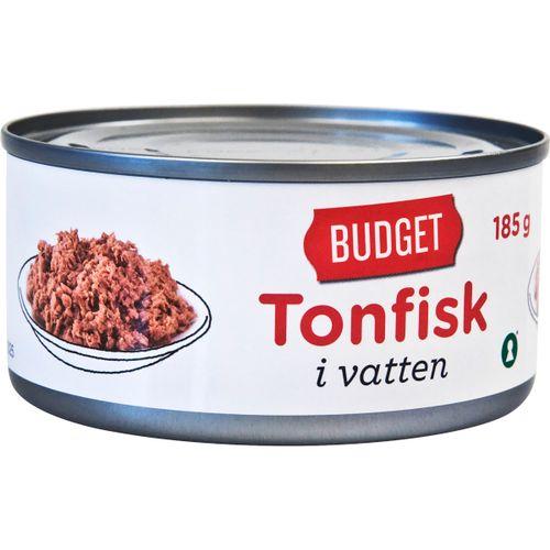 abba tonfisk i vatten