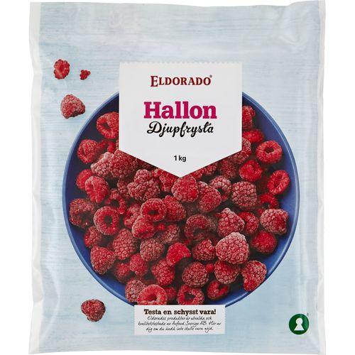 frysta hallon kcal