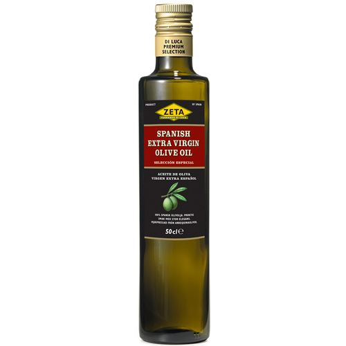 Spanish Extra Virgin Olive Oil 500ml Zeta