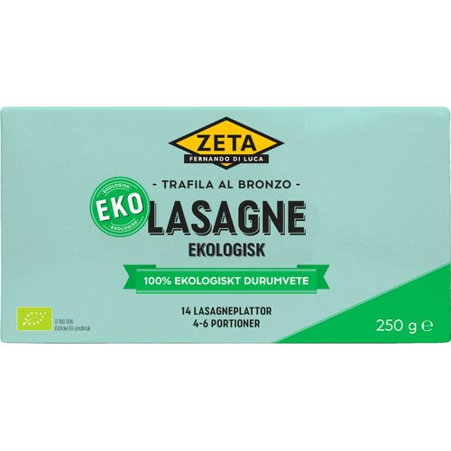 lasagneplattor