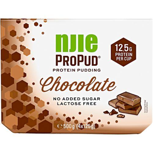 proteinpudding choklad njie