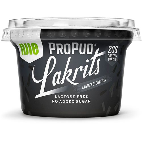 proteinpudding innehåll