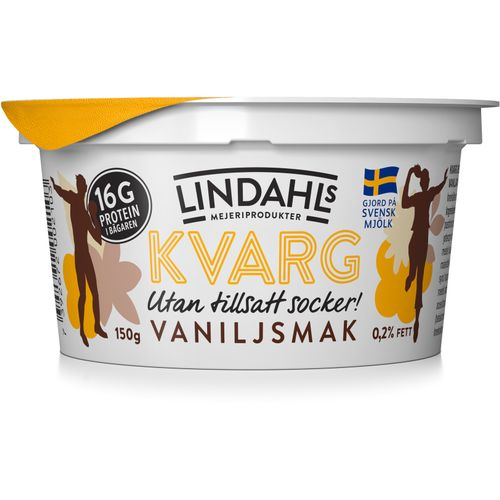 kvarg vanilj