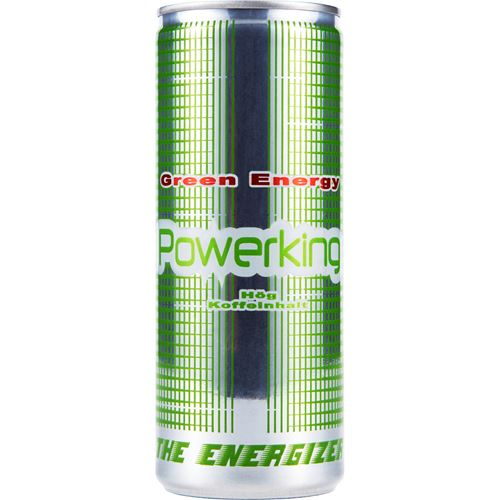 King Energy Drink Energy Drink Green 25cl