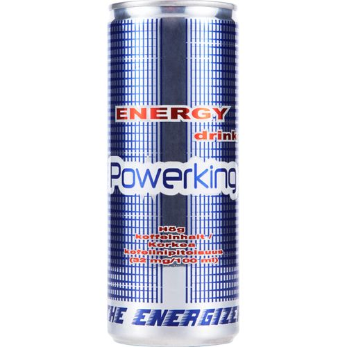 King Energy Drink Energy Drink 25cl Powerking