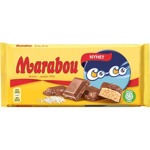 choklad marabou kalorier