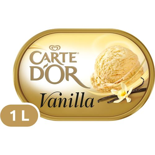 Carte d'Or Vanilla 1000ml Carte d'Or