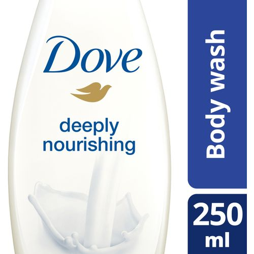 Duschkräm Deeply Nourishing 250ml Dove