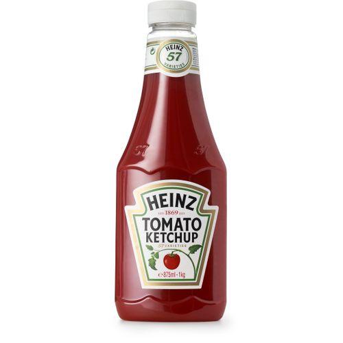 heinz ketchup mindre socker