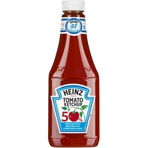 socker i ketchup