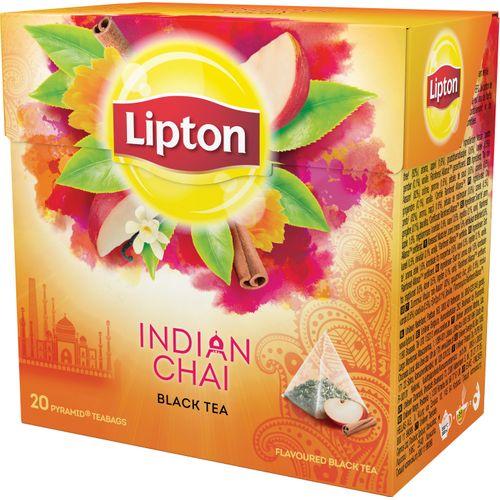lipton indian chai