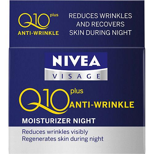Anti Wrinkle Q10 Night 50ml Nivea Visage