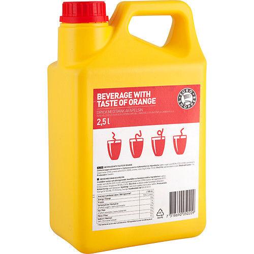 Apelsin Dryck 2,5 l Euro Shopper