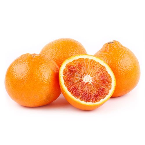röd apelsin