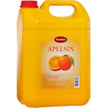 Apelsinsaft 5L Stockmos