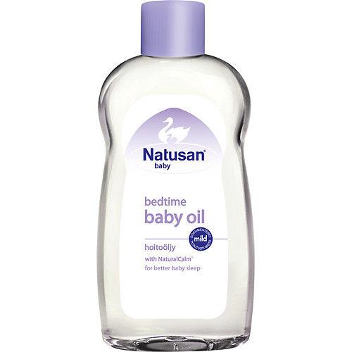 Baby bedtime oil 200ml Natusan Baby