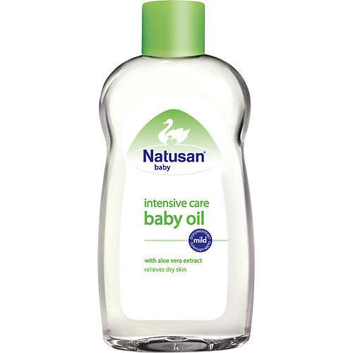 Baby Oil aloe vera 200ml Natusan