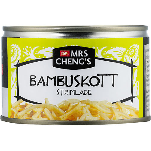 Bambuskott 227g Mrs Chengs