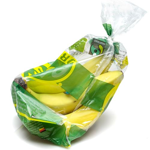 Banan EKO Fairtrade KRAV PÅSE Klass1