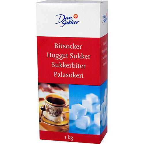 Bitsocker 1kg Dansukker
