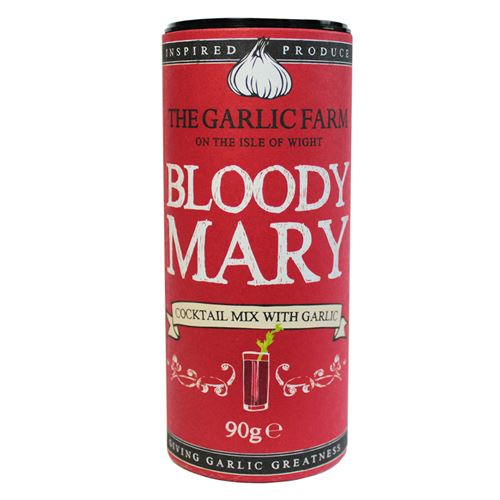 Bloody Mary Cocktail Mix With Garlic 90g the Garlic Farm hos MatHem