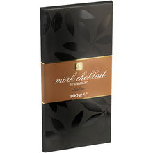 Choklad Mörk 72% Kakao 100g Garant