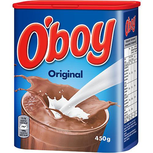 Chokladdryck Burk 450g Oboy