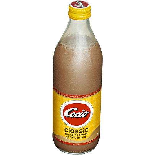 Chokladmjölk 2% 40cl Cocio