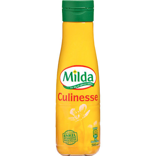 Culinesse Flytande Margarin 500ml Milda